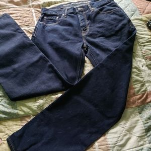 Denim - Old Navy Famous Jean's Straight Leg Size 32x33